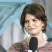 Pixie Geldof - Backstage at MTV EMA 2012