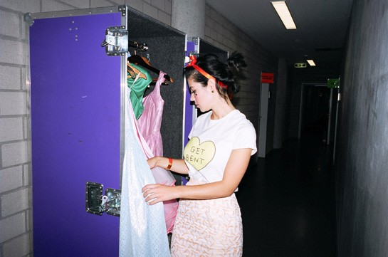 Famous Friends : Marina and the Diamonds