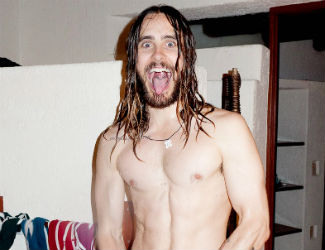 Jared Leto x Terry Richardson