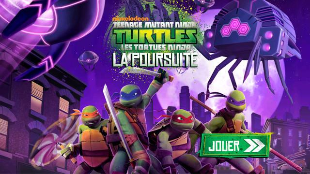 Teenage Mutant Ninja Turtles : les tortues Ninja