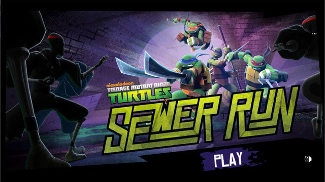 PLAY SEWER RUN NOW!