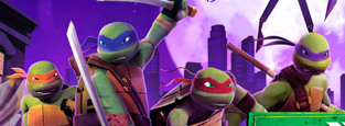 Download de Teenage Mutant Ninja Turtles: Actie Op Het Dak-app nu!