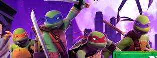 Baixe agora o App Tartarugas Ninja - Corrida no Telhado!