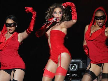 Weekend Inspo: 5 Beyoncé EMA Looks That #SLAY