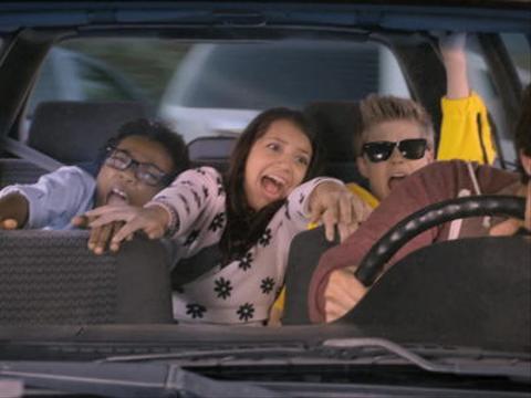 Премьера на Nickelodeon - 100 шагов: успеть до старших классов!