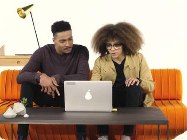 Jordan & Perri Watch Tinkershrimp & Dutch