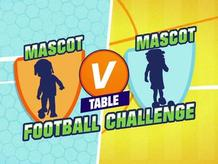 Mascot V Mascot: Dagenham and Redbridge V Luton town