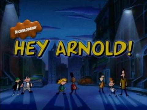 Hey Arnold: Theme Tune