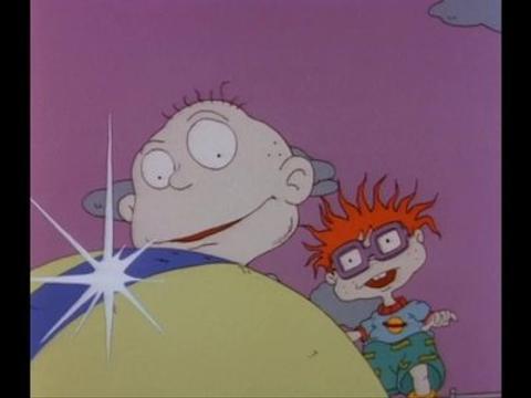 Rugrats: Lost Ball