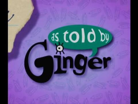 As Told By Ginger: Theme Song Karaoke