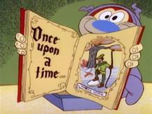 Ren and Stimpy: Bed Time Story