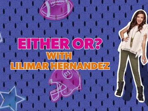 Either Or with Lilimar