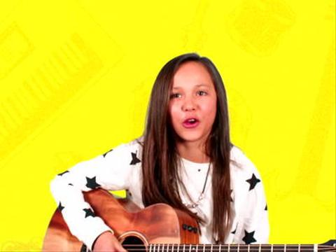Школа Рока - настройка гитары с Бреанной Иде