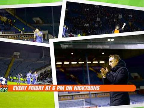Sheffield Wednesday Match Photographer