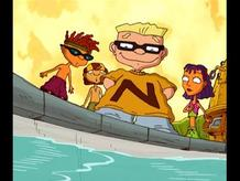 Rocket Power: Flooded Pool