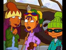 Rocket Power: Ice Queens