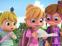 Alvin and the Chipmunks: The Love Note
