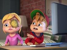 Alvin and the Chipmunks: Frog Face