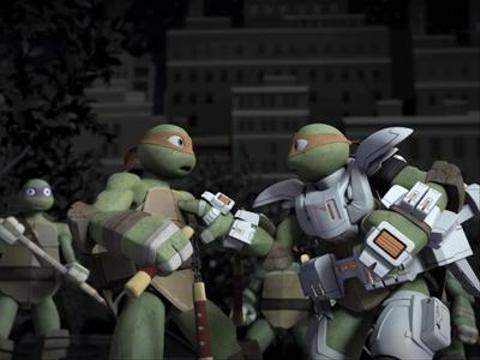 Future Turtles