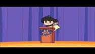 SAM E CAT | S1 | Webisode 16 | Mini Sam e Mini Cat - Webisódio #16
