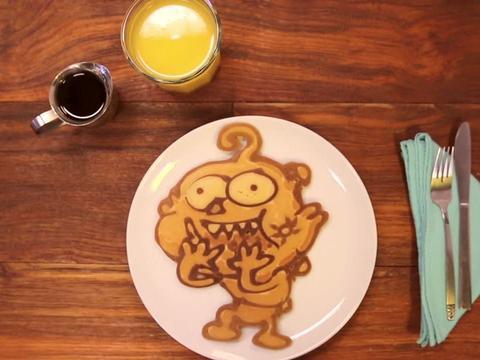 Il pancake di Foo