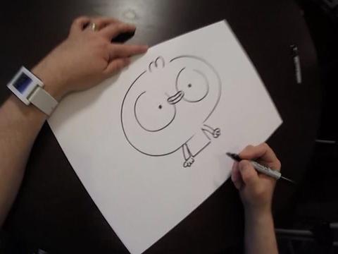 Como Desenhar o Harvey