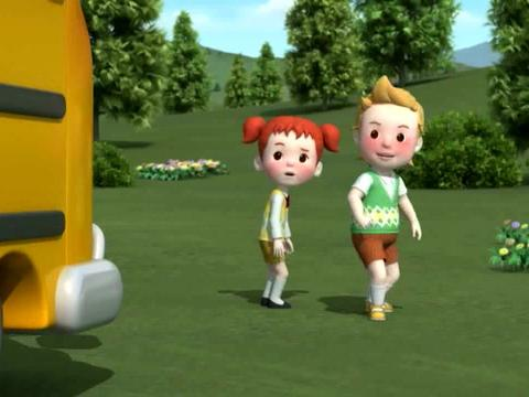 Robocar Poli: The hottest day in Brooms Town