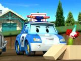 Robocar Poli: This is not my present