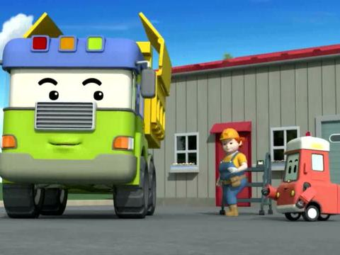 Robocar Poli: Cleaning Day