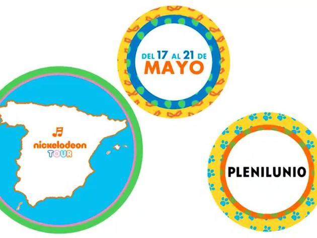 Nickelodeon Tour - Plenilunio (Madrid)