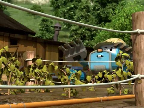 Robocar Poli: The miracle of TRACKY's farm