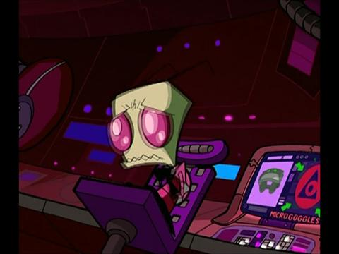 Invader Zim: Germs