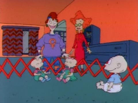 Rugrats: Tommys Wig