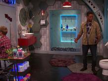 Game Shakers Bathroom