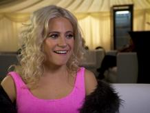Pixie Lott at Slimefest