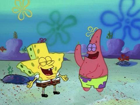 SpongeBob SquarePants: Texas