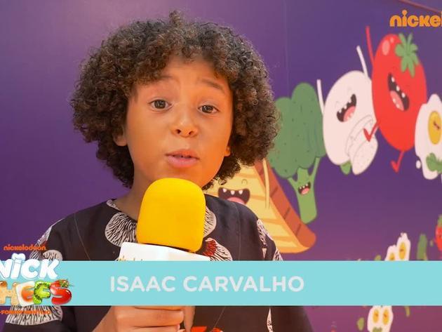 Dica de Culinária do Isaac Carvalho