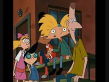 Hey Arnold: Rhonda And Curly