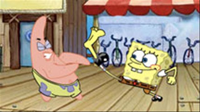 Spongebob Fighting Games Unblocked | Games World