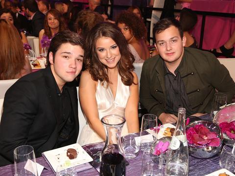 Nick Stars at the 2012 HALO Awards!