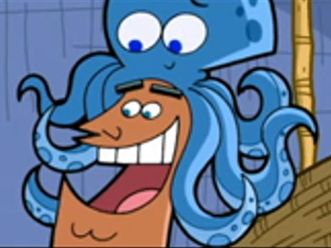 "Fairly OddParents: ""Dad Overboard: Ticking Time Bomb"""