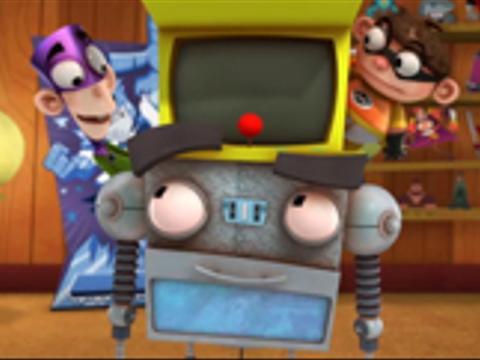 """Fanboy & Chum Chum: """"Robo-Mance: Computer Love"""""""