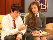 House of Anubis: Fabian + Nina = Fina