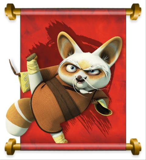 Shifu from kung fu panda legends of awesomeness cartoon - Kung fu panda shifu ...
