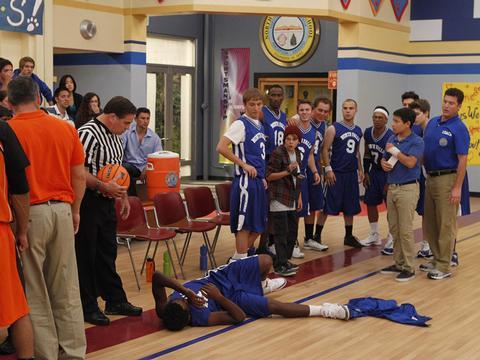 Marvin Marvin: Basketball