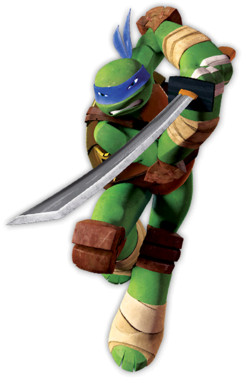 Leonardo - Rat tortues ninja ...