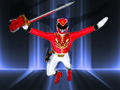 Troy was recruited by Earth guardian Gosei because it takes extraordinary skill to wield the Dragon Zord.