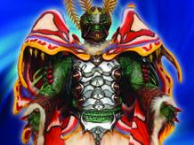 Power Rangers Megaforce: Villain Pictures