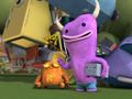 ¡Robert y Monster planean levantarse el ánimo!