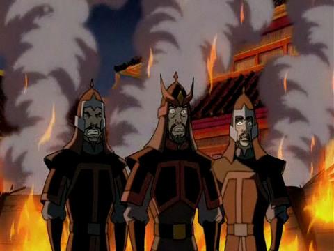 AVATAR | S1 | Episodio 16 | Avatar -  O Desertor